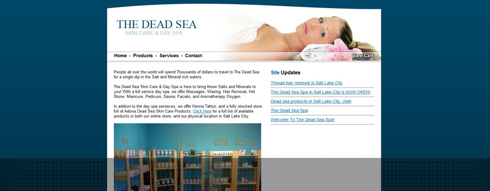 The Dead Sea Spa